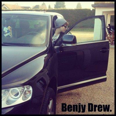 Benjy Drew, un mec exceptionnelle!