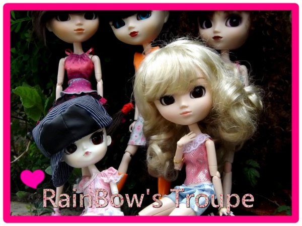♥ The RainBow's Troupe ♥