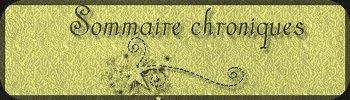 Chroniques fictions