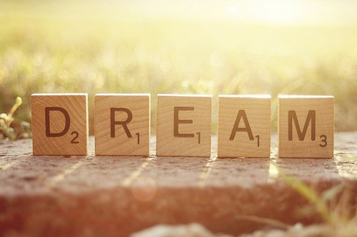 I want to dream all my life ☆★