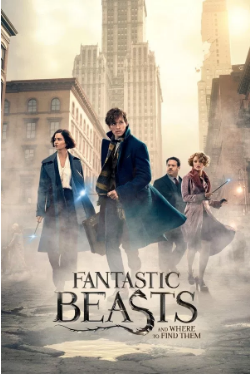Fantastic Beasts and Where to Find Them (2016) Watch Movies Free Online