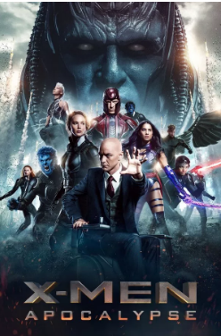 X-Men: Apocalypse (2016) Full Movie The Watch