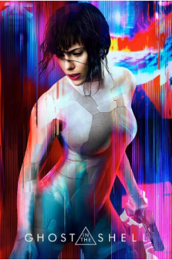 Ghost in the Shell (2017) Scarlett Johansson Michael Pitt Pilou Asbæk Watch Movie Online Free Download