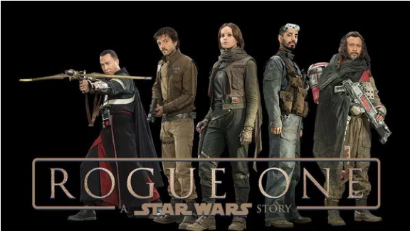 Rogue One: A Star Wars Story (2016) Felicity Jones Diego Luna Ben Mendelsohn See Movie Free Online Full
