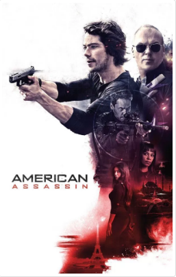 American Assassin (2017) It Movi