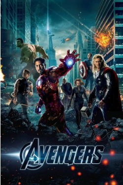 The Avengers (2012) Full The Movie