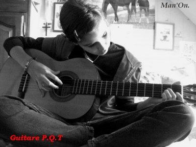 Guitare P.Q.T ♥