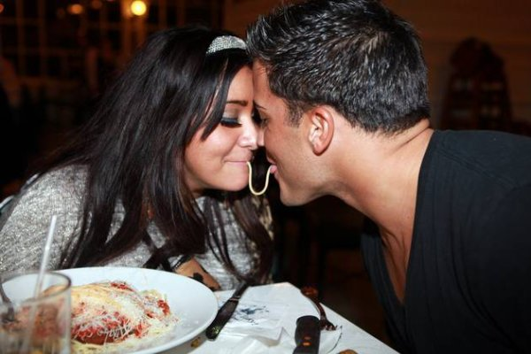 Les moments les plus cute entre jionni et snooki