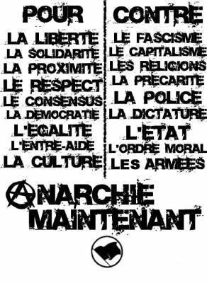 Anarchie C'eii Beau la  viie ... Pour les grand et les petits xD