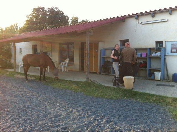 magie et le centre equestre