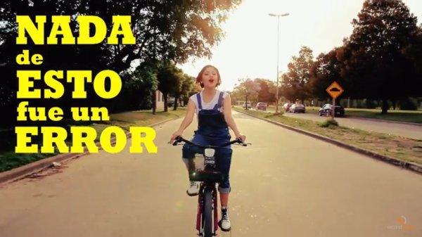 Cover - Karol Sevilla : Nada fue un error