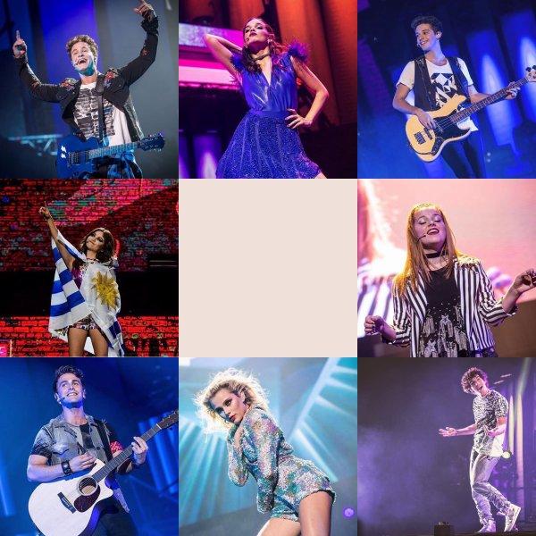 Tournée - Retrouve quelques photos des concert #SoyLunaEnConcierto ! (#1)