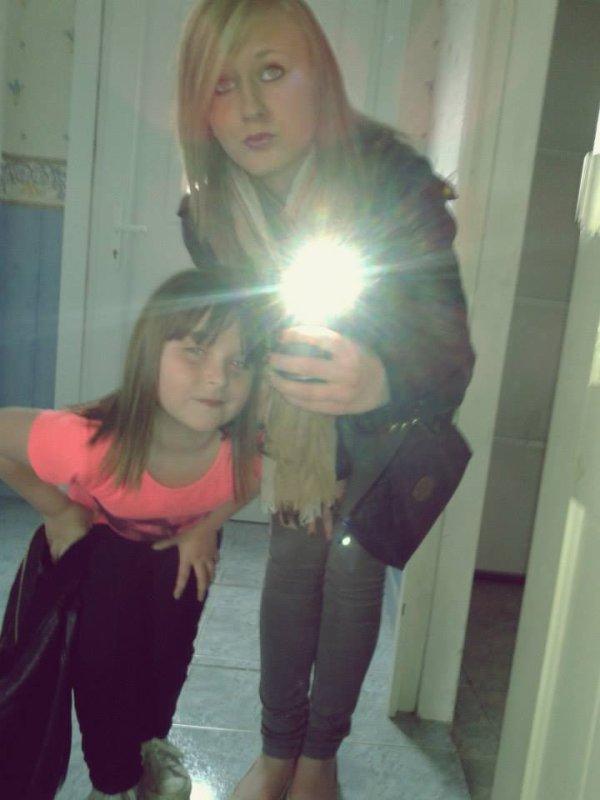~~ La petite soeur et moi ~~