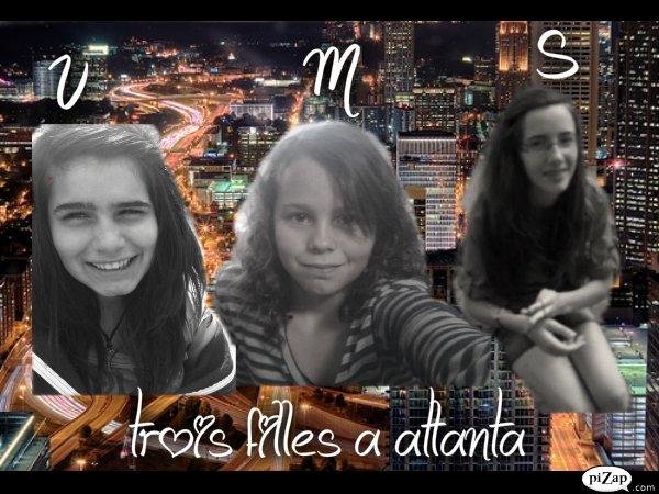 chapitre2 attend Atlanta la ville de justin ?