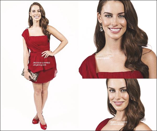 _ 24/02/2012 : Deux nouveaux shoots de Jessica sont apparus. Le second est pour son rôle dans la série 90210. _