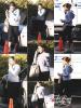 _ 08/03/2012 : Jessica et ses co-stars ont été sur le tournage de la quatrième saison de la série «90210»._