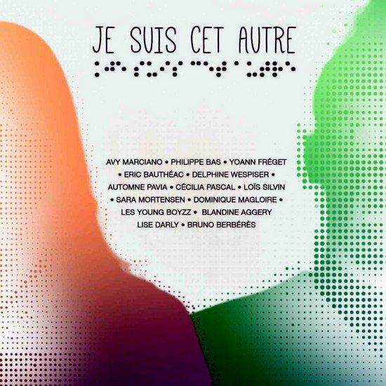 """Julie Zenatti offre le titre """"Je suis cet autre"""" à l'association """"Valentin Haüy"""""""