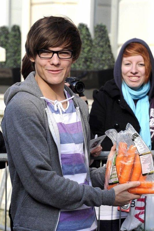 Louis et ses carottes