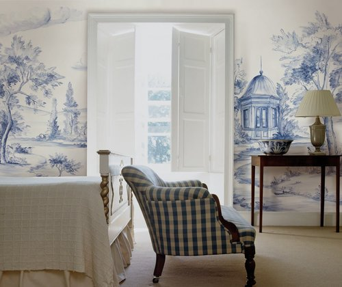 Reasons That Wall Paper Murals Are Wonderful For Deluxe Residences