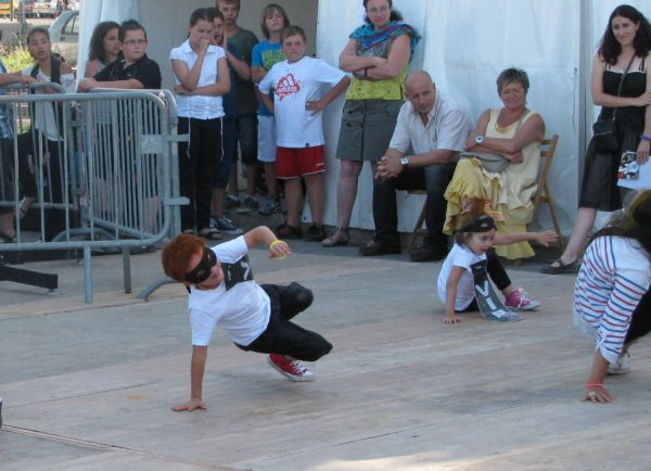 spectacle hiphop