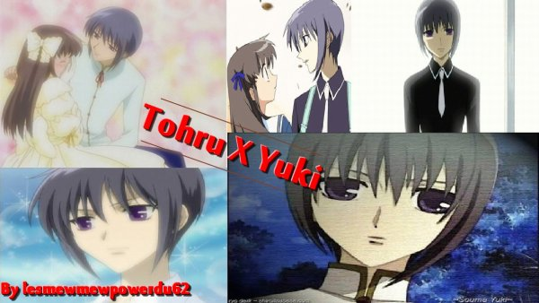 Montage Fruits baskets ^o^