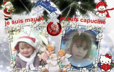 Maude et Capucine