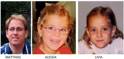 Disparition Alessia et Livia