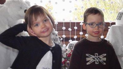 Lili et Tristan