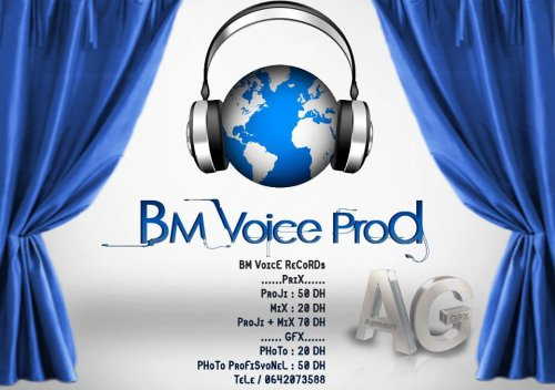 WeLcooM To OF StiDoi BM VoicE ReCoRDs