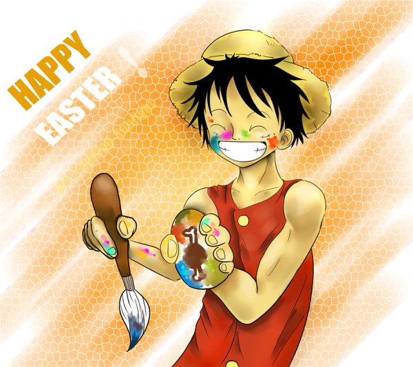 Happy Easter ! ♥