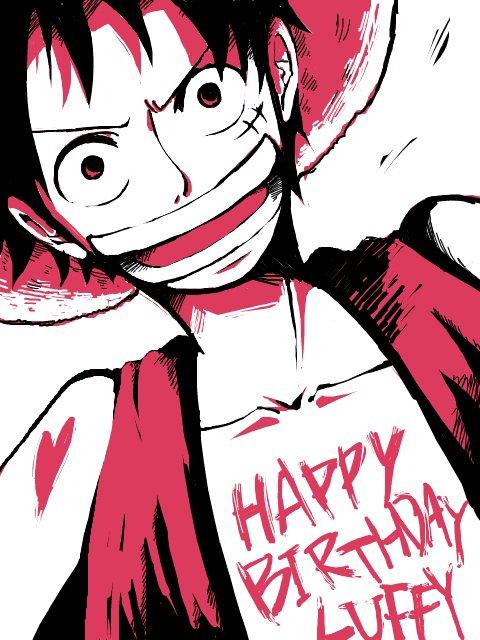 Happy birthday Luffy ! ♥