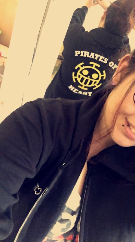 Pirates of Heart Hoodie ♥