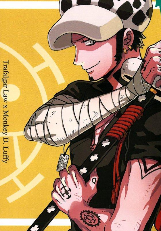 Doujinshi : Pirate alliance Diary - PART 4 (FINAL)