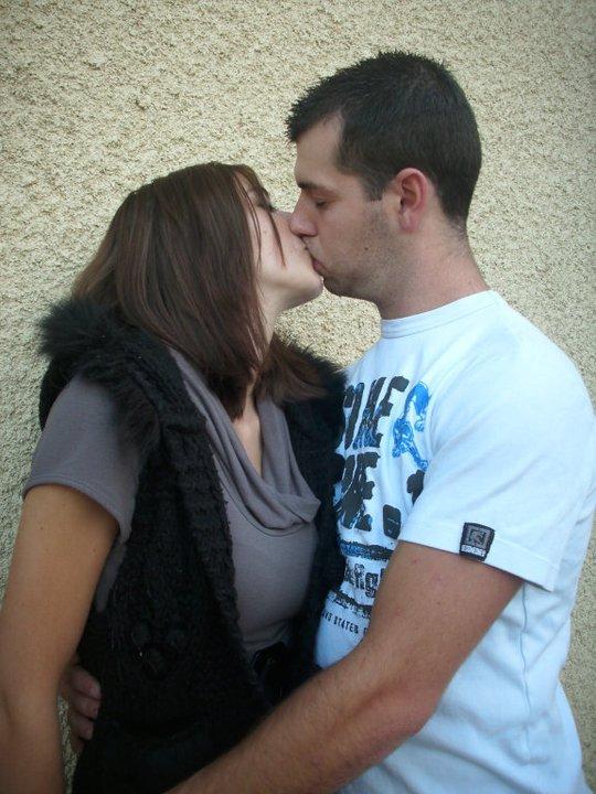 le baiser de l'amour