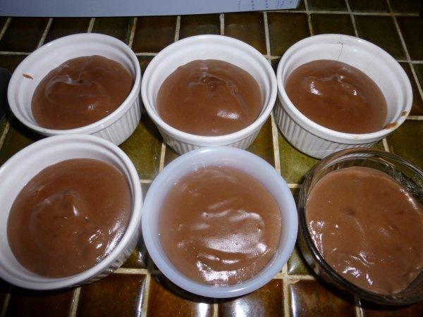 crême au chocolat