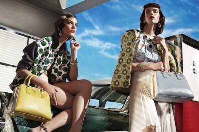 Prada | Collection printemps-été 2012