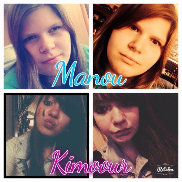 Manou ou Kimoour ?! :D
