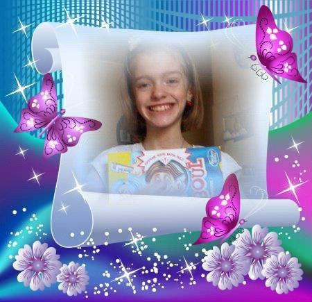 Ma poupée de 12 ans, Sarah !