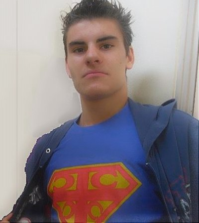 KLARC KENT ALIAS SUPERMAN