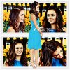 People Event Nina Dobrev at the 6th Annual Veuve Clicquot Polo Classic