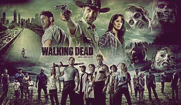 Série The Walking Dead (Saison 1)