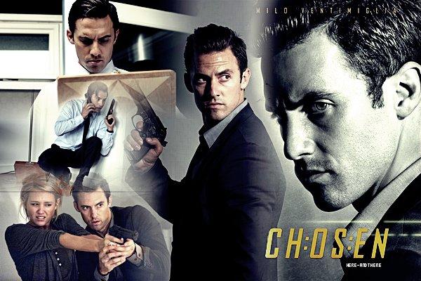 Série Chosen (Saison 1)
