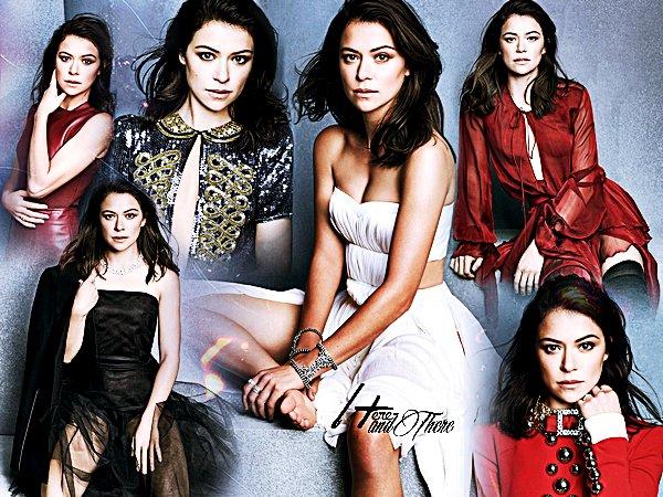 People Photoshoot - Interview Tatiana Maslany pour Glamour Magazine (Novembre 2016)