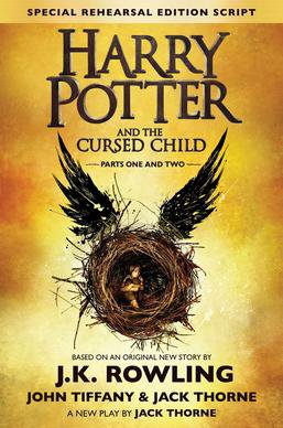 Livre Harry Potter and the Cursed Child
