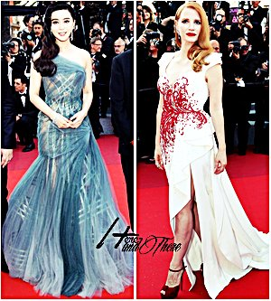 People Event - 70ème Festival International du Film de Cannes (Partie 2) Ashley Benson - Jessica Chastain - Elle Fanning