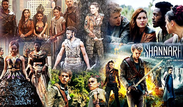 Série The Shannara Chronicles (Saison 2)