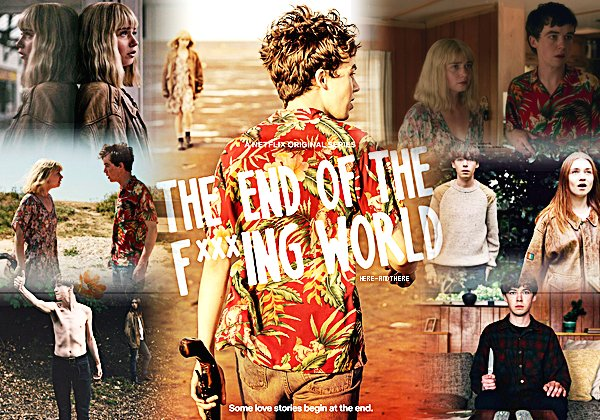 Série The End of the F***ing World (Saison 1)