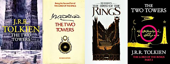 Livre The Lord of the Rings : The Two Towers