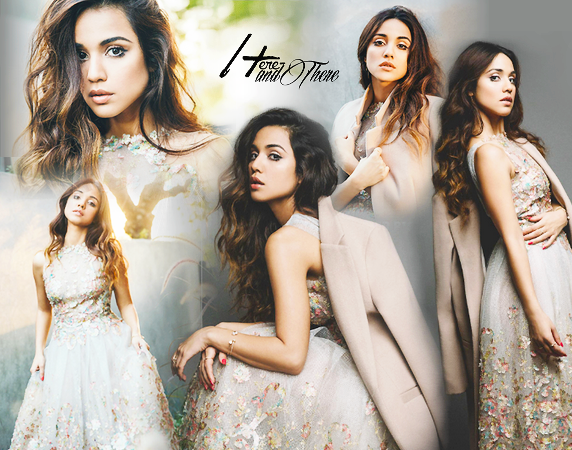 People Photoshoot - Interview Summer Bishil pour The Daily Shuffle (Janvier 2019)