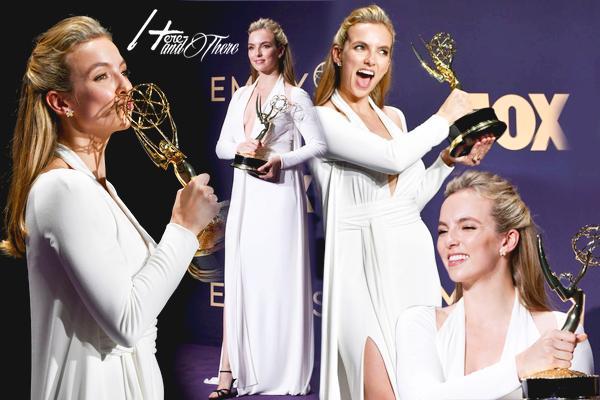 People Event - Photoshoot - Interview  Jodie Comer à la 71ème cérémonie des Emmy Awards & pour  Variety